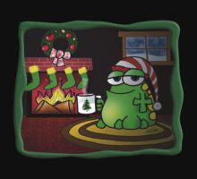 Mr. Frog's Fireside Holiday by Crockpot