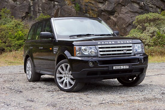 Range Rover Sport V8 Supercharged by robertp