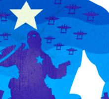 The Captain Sticker
