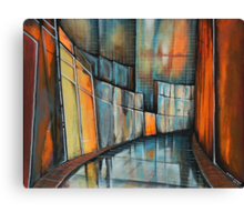 Passage 2 Canvas Print