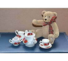 Come And Join Me For A  Cuppa Photographic Print