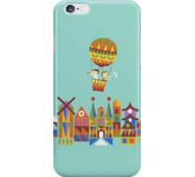 Voyage around the world iPhone Case/Skin