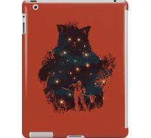 Forest guardian iPad Case/Skin