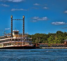 Showboat Branson Belle  by TeeMack