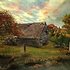 The Old Barn by frogster