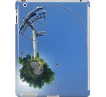Cable car at Floriade 2012 iPad Case/Skin