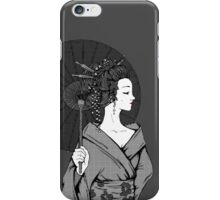 Vecta Geisha iPhone Case/Skin