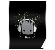 i Am - Cute Groot  Poster
