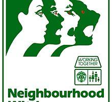 Neighbourhood Witch by CrankInstitute