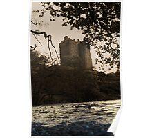 Neidpath Castle 4 Poster