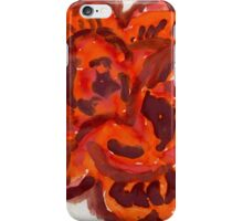 Painted Rose 3 iPhone Case/Skin