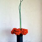Ikebana-004 by Baiko