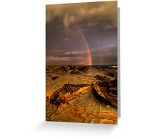 Shack Bay Bow Greeting Card