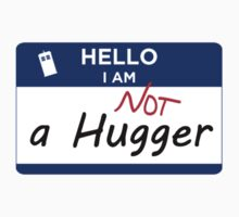 Not a Hugger by qindesign