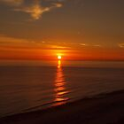 Sunrise over Cape Cod by Bine