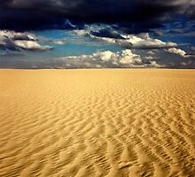Rippled Sands 2 by Dave Lloyd