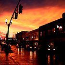 Red Sky at Dusk by © Joe  Beasley IPA