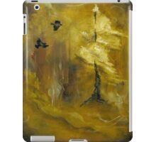 Huginn and Muninn iPad Case/Skin