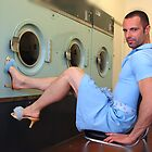 Laundry Day (I lost my shorts...) by Helen McLean