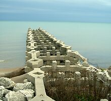 LAKE MICHIGAN by DarrellMoseley