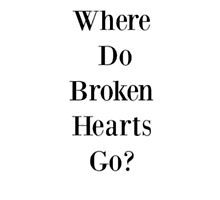 Where Do Broken Hearts Go? by karefulkreation