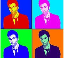 Doctor Who Warhol by kayve