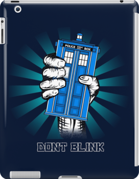 Don't Blink by BootsBoots