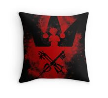 KH in our hearts Throw Pillow