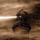 The Lighthouse by Steven  Agius