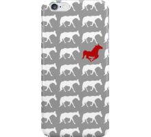Buck the Crowd iPhone Case/Skin