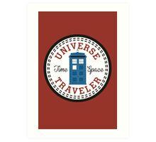 Converse Doctor Who Art Print