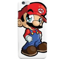 Super Mario Bros. - Mario iPhone Case/Skin