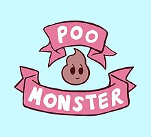 Poo Monster: Bee and Puppycat! by Chaddersatz