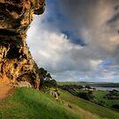 Bridgewater Caves by Robert Mullner