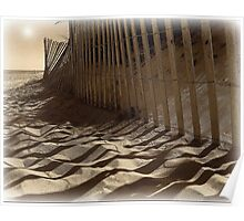 Like Waves in the Sands of Time  Poster