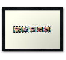 Chandler Framed Print