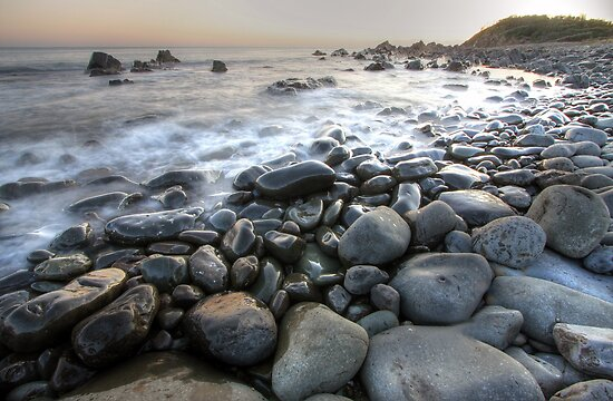 Serene Rocks by Christopher Meder