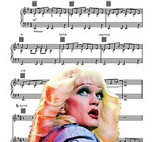 Wicked Little Town - Hedwig by madisynbozarth