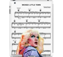 Wicked Little Town - Hedwig iPad Case/Skin