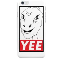 YEE iPhone Case/Skin