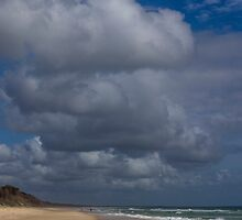 Untouched Beach by JLOPhotography