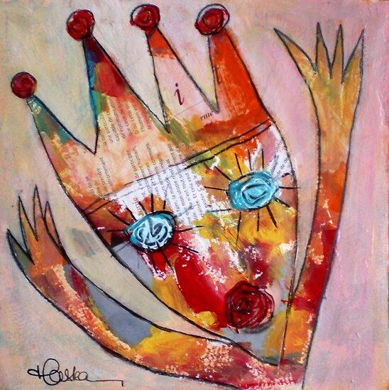 La victoire (original paper sold out) by Haska Lae