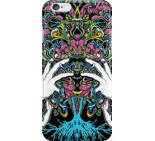 Escaping The Cell iPhone Case/Skin