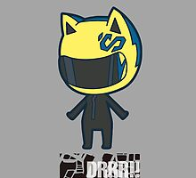 Celty Sturluson Chibi by Chibify