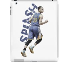 "Stephen Curry ""SPLASH"" iPad Case/Skin"