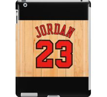 "Michael Jordan 23 - ""Hardwood Legend"" iPad Case/Skin"
