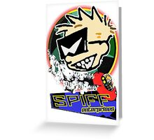 Spiff Enterprises Greeting Card