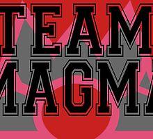 Pokemon - Team Magma by holycrow