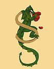 "Oscar and the Roses ""S"" (Illustrated Alphabet) by Donna Huntriss"