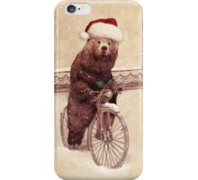 A Barnabus Christmas iPhone Case/Skin